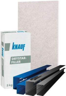 Systémové řešení Knauf Drystar