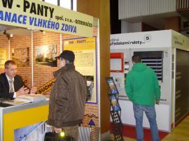 Fotografie z loňského ročníku výstavby STAVÍME, BYDLÍME v Třebíči