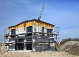 Výstavba rodinného domu