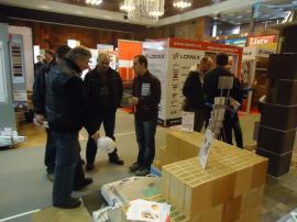 Fotografie z loňského ročníku veletrhu Stavíme, bydlíme Hodonín