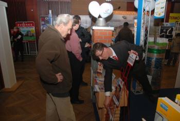 Fotografie z loňského ročníku výstavy Stavíme Bydlíme Uherské Hradiště