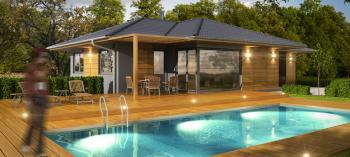 Typový bungalov Rouge