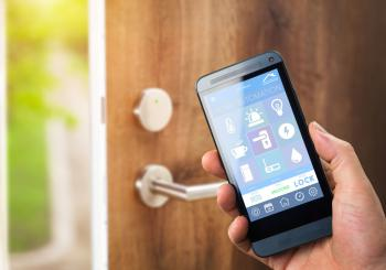 Ovládání chytrého domu chytrým telefonem