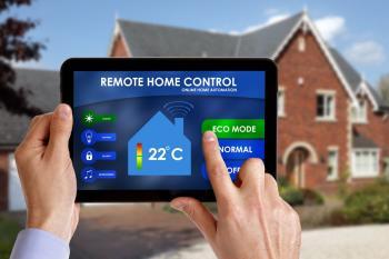 Ovládání chytrého domu - vytápění a teplota v místnostech