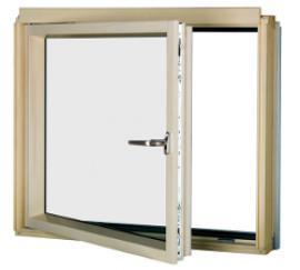 Střešní okno pro fasádní sestavy