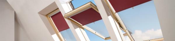 Střešní okna se zvýšenou osou otáčení