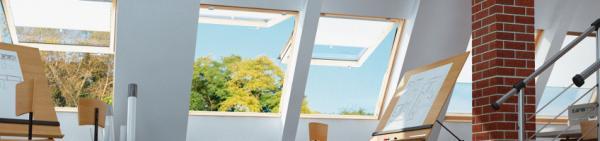 Panoramatická střešní okna
