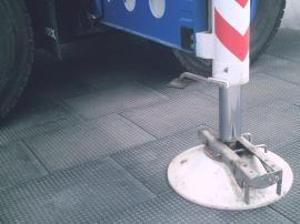 Komponenty pro dopravní značení