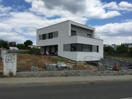 Pasivní dům s garáží, Praha-Stodůlky 5+kk