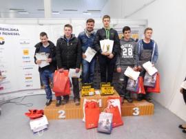 Ocenění řemeslníci Skills Slovakia