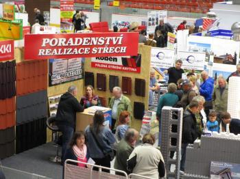 Fotografie z loňského ročníku výstavy Stavíme, bydlíme ve Valašském Meziříčí