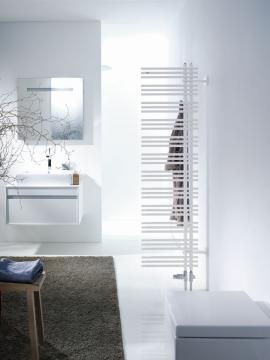 Designové radiátory Zehnder Yucca Asym