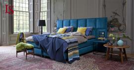 Luxusní postel Axana