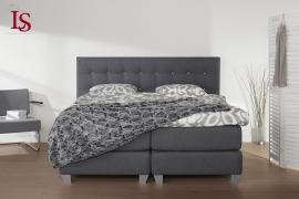 Luxusní postel Diana-Swarovski