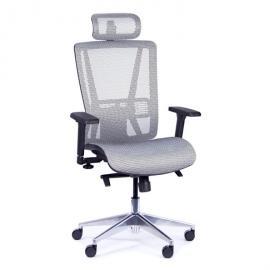 Kvalitní kancelářská židle Salvador, cena 6980 Kč bez DPH, výrobce Rauman.cz