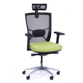 Kvalitní kancelářská židle Marion, cena cca 5 500 Kč bez DPH, výrobce Rauman.cz