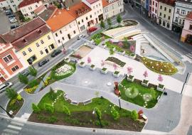 Titul v soutěži Stavba roku 2015, Podzemní komplex v severní části Staroměstského náměstí