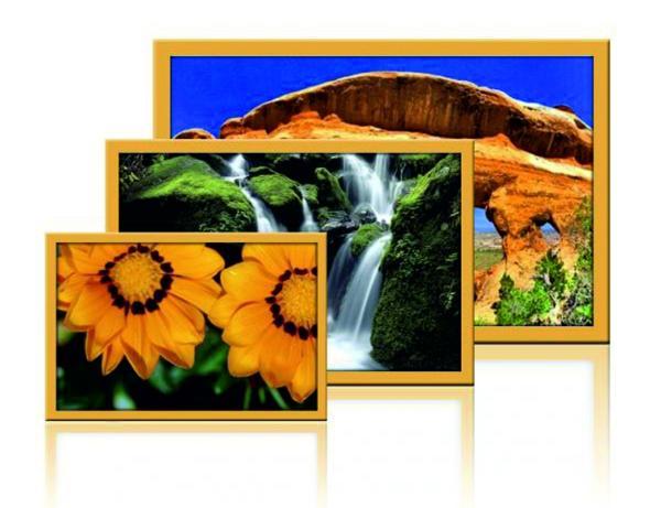 Infra panely v podobě topných obrazů
