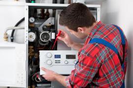Servis a opravy plynových kotlů