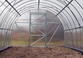 Nový skleník