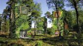 Vizualizace týmu OAS1S s vizí ideálního zeleného města, zdroj: www.cdn.psfk.com
