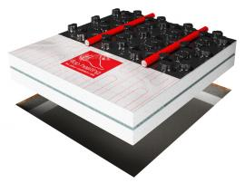 Systém podlahového topení Top Heating
