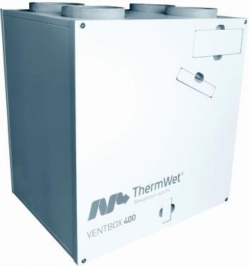 Rekuperační jednotka Ventbox 400