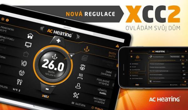 Nový regulační systém xCC2