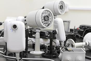 Různé typy kamer