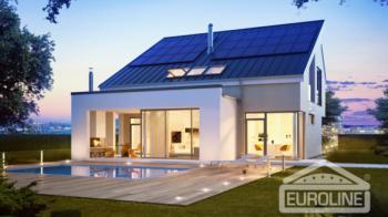 Rodinný dům AKTIV 2024, navržený v pasivním standardu