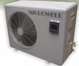 Dělené tepelné čerpadlo HP