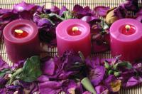 Svíčky a vůně