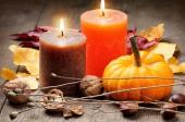 Svíčky a přírodniny