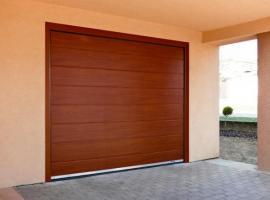 Sekční garážová vrata TRIDO Evo