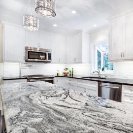 Přírodní kámen v kuchyni