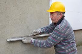 Zateplování fasády polystyrenem