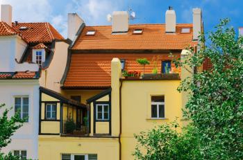 Zateplená střecha