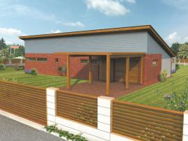 Vizualizace bungalovu Apollon