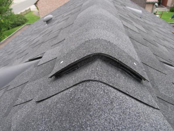 Šindelová střecha