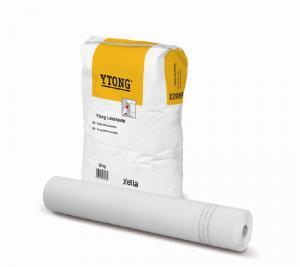 Lehčená omítka Ytong s výztužnou tkaninou