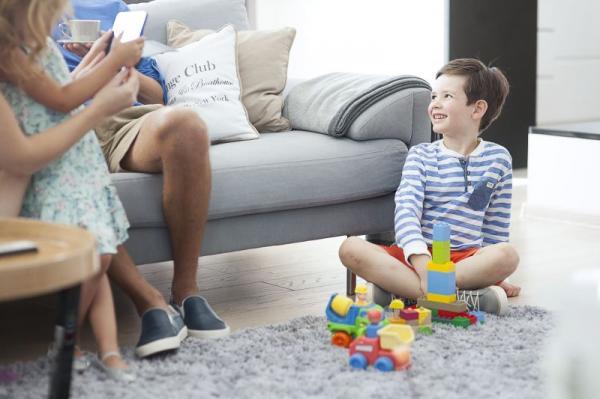 Řízení inteligentní domácnosti