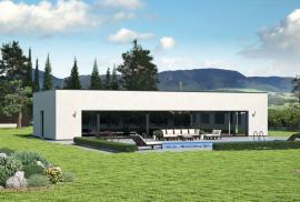 Typový nízkoenergetický či pasivní dům XENON