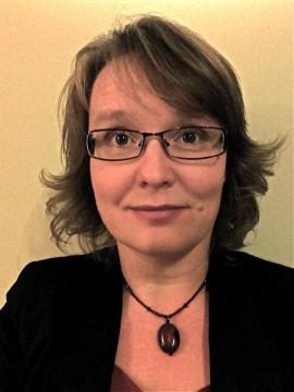Anita Derjanecz, výkonná ředitelka REHVA