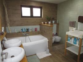 Bungalov v Zelené Hoře - koupelna