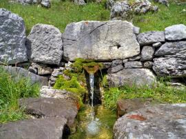 Pokud někomu protéká pozemkem potůček, nebo zde má pramen, má velkou výhodu, ale za velkého sucha vyschne i tento zdroj vody, vždyť vysychají i řeky