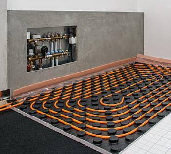 Podlahové vytápění GABOTHERM®