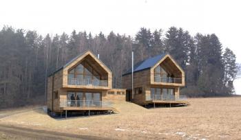 Tento český ostrovní dům navrhl Filip Sládeček
