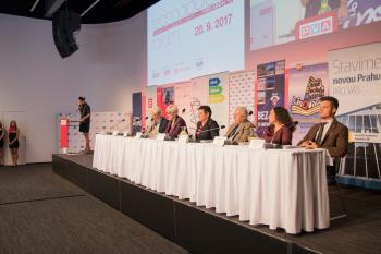 Kongresový sál v PVA EXPO PRAHA bude hostit významné doprovodné akce mezinárodního veletrhu FOR ARCH 2018.
