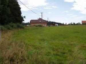 Foto: www.ČESKÉSTAVBY.cz, stavební parcela