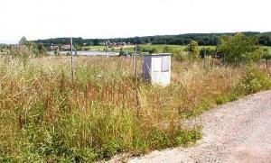 Foto: www.ČESKÉSTAVBY.cz, stavební parcela s kapličkou